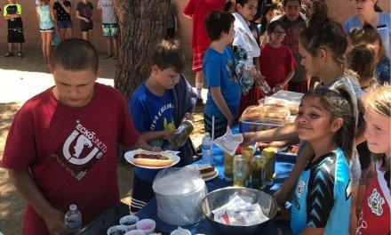 Black Mountain Students Enjoy Annual Field Day Celebrations