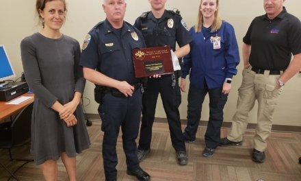 Kingman Police Receives Recognition For Narcan Program