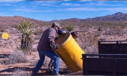 Federal Investigation Underway In Illegal Dumping Of Oil Drums, Tires