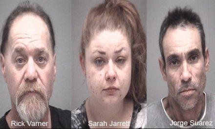 Trespassing Call Uncovers Drugs Inside Motel Room