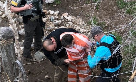 KINGMAN- ESCAPED INMATE – In custody