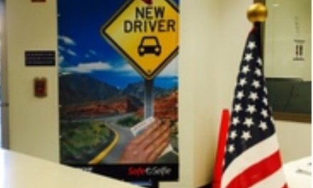 """ADOT – """"Safe Selfie"""" area to promote ID protection for new drivers"""