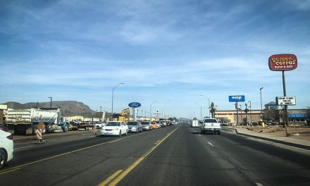 March Andy Devine Avenue Project Update
