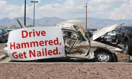 Drive Hammered Get Nailed!