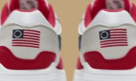 Nike Flag-Shoe Recall
