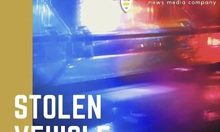 Stolen Vehicle Arrest