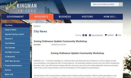 Zoning Ordinance Update Community Workshop