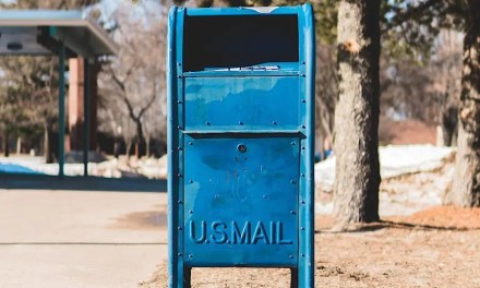 County conducting elections by mail
