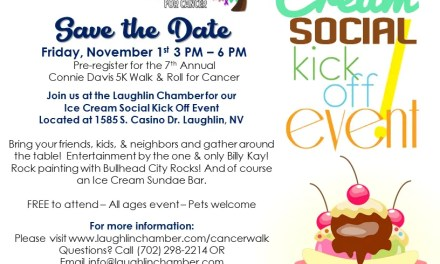 Pre-Register for the 7th Connie Davis 5K walk this Friday