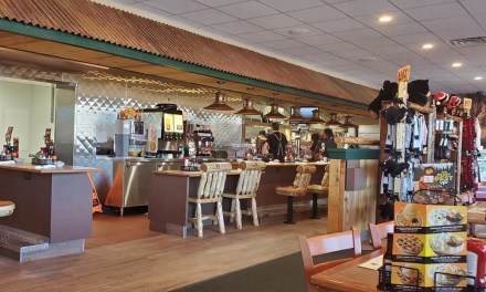 Black Bear Diner officially opens