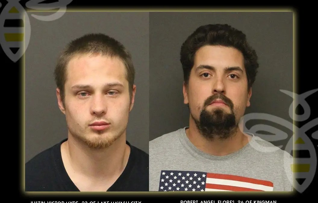 Internet Crimes Against Children Task Force nabs suspects from Kingman and Lake Havasu