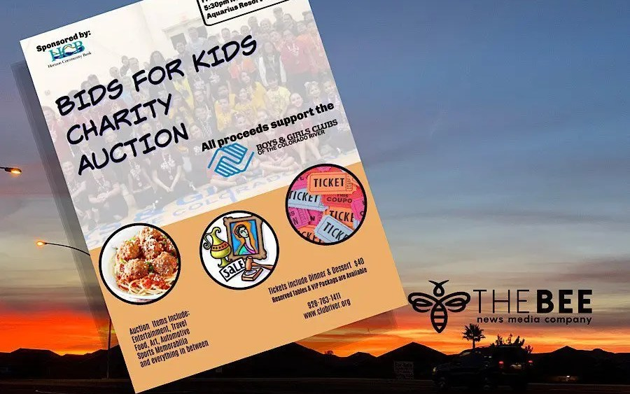 Bids for Kids January 31st