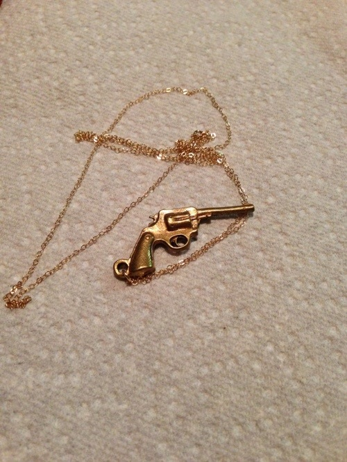 New necklace for me!
