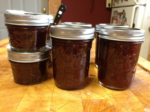 Probably my second favorite jam of this season (the first is jalapeno).