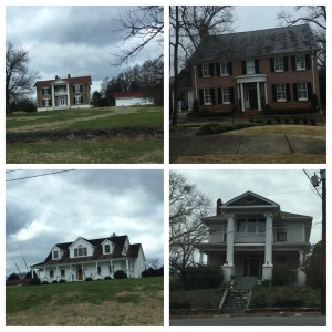 The homes!!