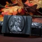 Black Knight Soap