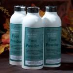 Spearmint Refresh Foot Powder