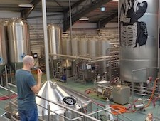 Ellon – a look around the new BrewDog brewery