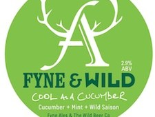 Best new beers of 2013…Fyne/Wild Cool as a Cucumber