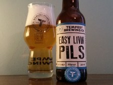 Beer of the Week – Tempest Easy Living Pils
