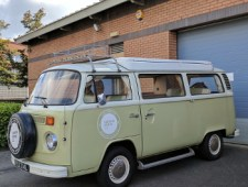 New Edinburgh taproom – Campervan Brewery open for business