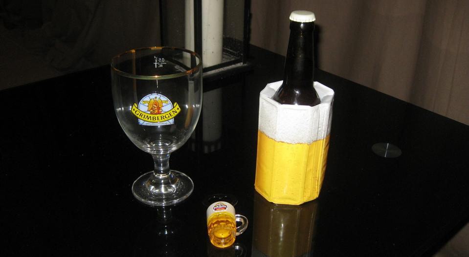 un petit accessoire sympa pour sa bière - the beer lantern the beer