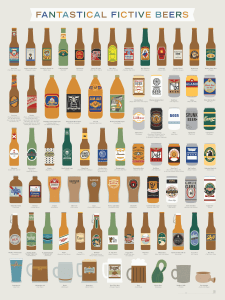 fictional beers