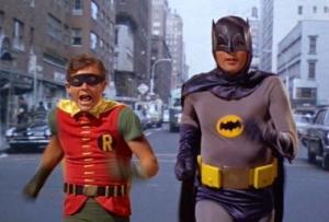 Bon sang Robin, bouges toi l'apéro a commencé sans nous!