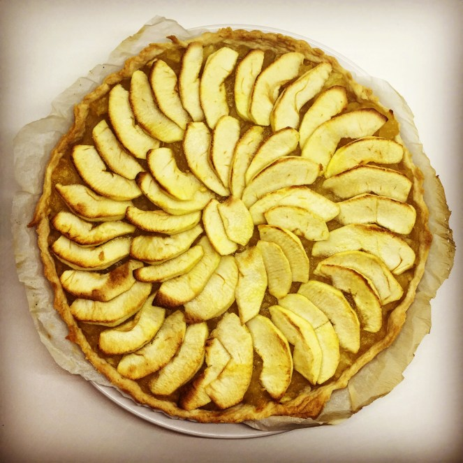 Apple Tart (Tarte aux Pommes) - The Beginner's Cookbook Recipe
