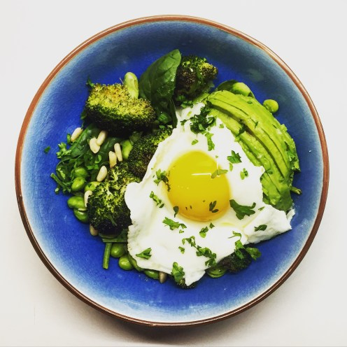 Green Delight in a Bowl: The Beginner's Cookbook Recipe