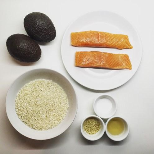 Salmon & Avocado Chirashi - The Beginner's Cookbook Recipe