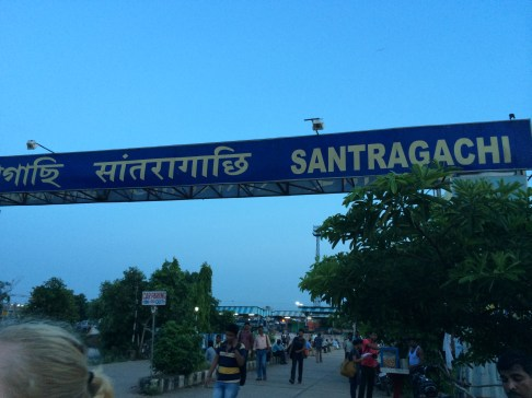 Santragachi Bus Station