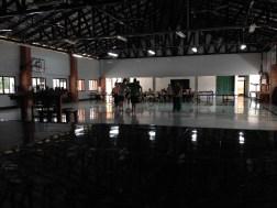 The Church/Gym at the Abba House