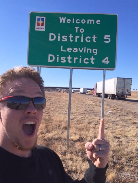 I Had to Drive Through New Mexico (AKA Panem)