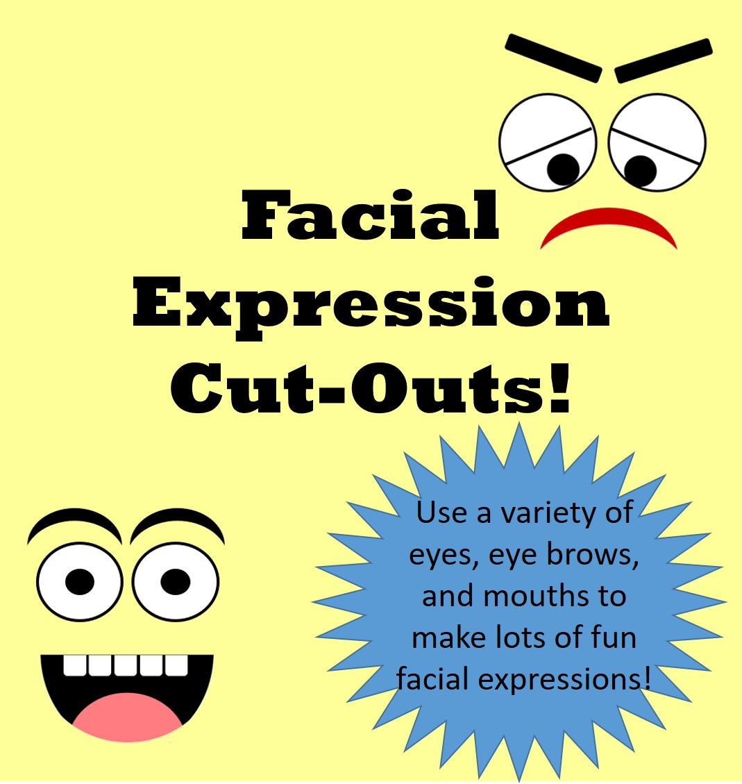 Facial Expression Pictures Free Printables