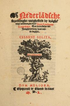 Joos Lambrecht, Neederlandsche Spellijnghe.