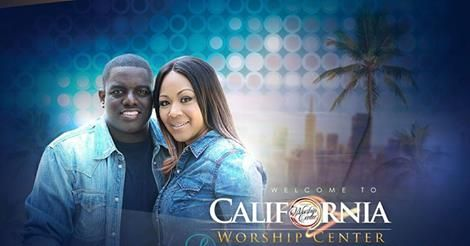 Warren and Erica Campbell  2015