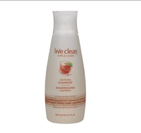 live-clean-apple-cider-shampoo
