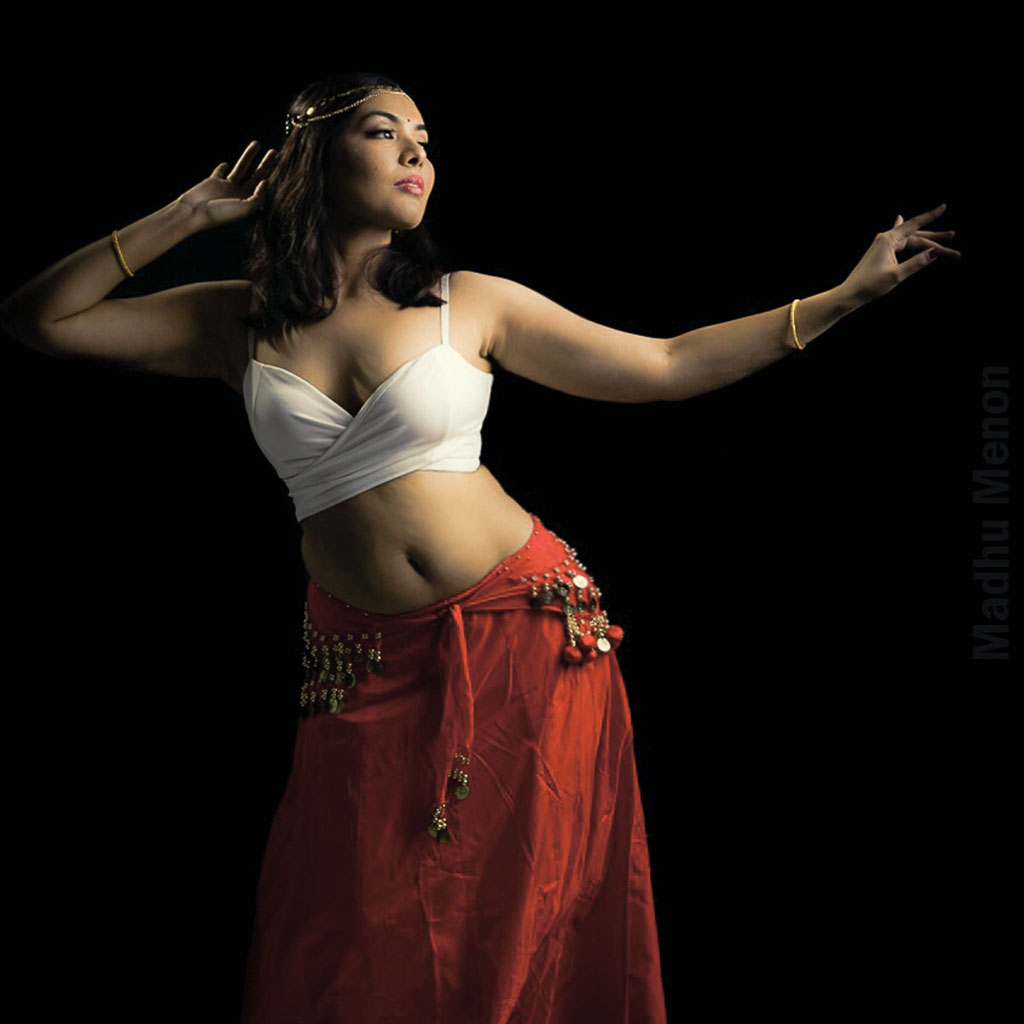 Belly dance certificate course with Bombay Bellyrina