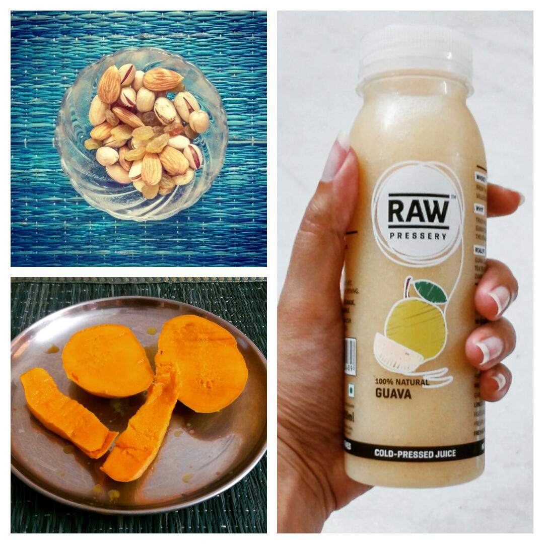 My fitness journey needed me to make healthier snack choices