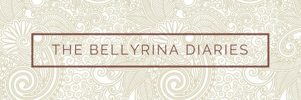 Email Header - The Bellyrina Diaries