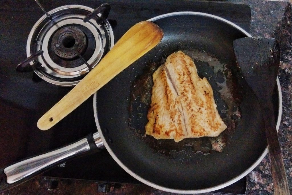Lemon Butter Fish | Easy Fish Recipes | The Bellyrina Diaries