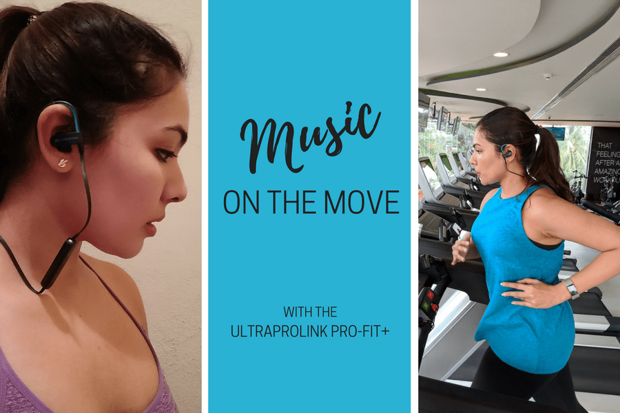 Music On The Move With The UltraProlink Pro-Fit+