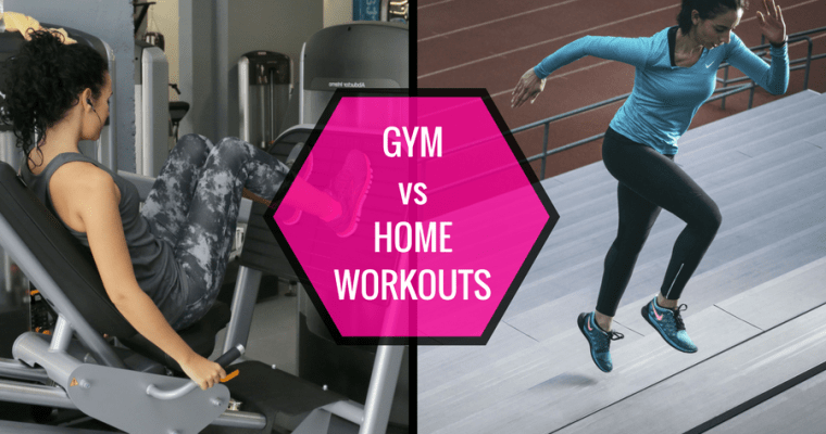 Gym vs Home Workouts: Which One Should You Do?