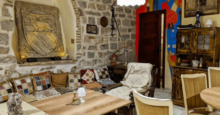 Old Town Hostel, Kotor : The Place To Be!