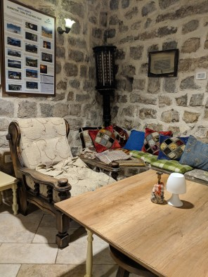 Common Room at Old Town Hostel Kotor | Travel in Montenegro | Bombay Bellyrina