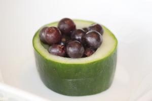 Cucumber Grape Cup