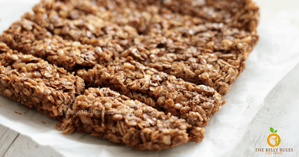 No Bake Cereal Bar in 10 minutes.
