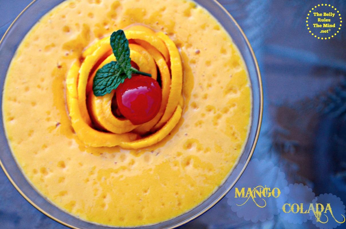 Mango Colada !!