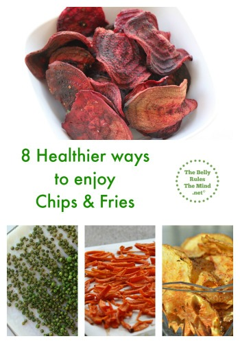 Healthier ways to enjoy Chips & Fries